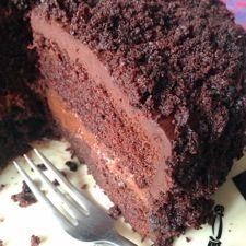 "Chocolate Fudge ""Blackout"" Cake: King Arthur Flour"