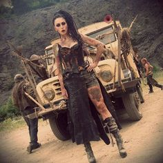 AT Set musicvideo for - pinnere Post Apocalyptic Costume, Post Apocalyptic Fashion, Cyberpunk, Mad Max Costume, Apocalypse World, Apocalypse Fashion, Wasteland Warrior, Dystopia Rising, Mode Steampunk