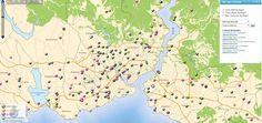 İstanbul'da nerede hangi spor yapılır? İstanbul Spor Tesisleri Haritası...  http://sporharitasi.ibb.gov.tr/