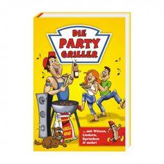 """Buch """"Die Party Griller"""""""