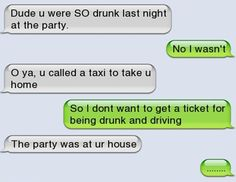 The 20 funniest #drunk text fails ever. http://justsomething.co/the-20-funniest-drunk-text-fails-ever/ via @justsomethingco