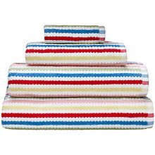 Buy Cath Kidston Paradise Stripe Towels Online at johnlewis.com