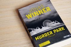 [Rezension] Murder Park von Jonas Winner