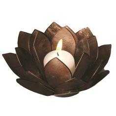 Dekorasyon Gifts & Decor Capiz Lotus Votive