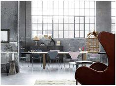 #Fritzhansen #abitareonline #dinningroom #tables #dinningtable #3107