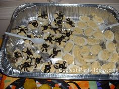 halloween party food ideas for adults | ... and I always love seeing what other people are doing on Halloween