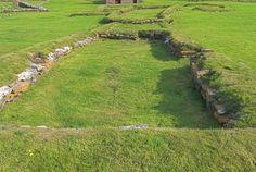 Brough of Birsay, Orkney Islands.