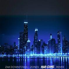 Zak Downtown & Milk N Cooks - Zones(Remix) by Milk N Cooks #music