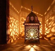love this lantern