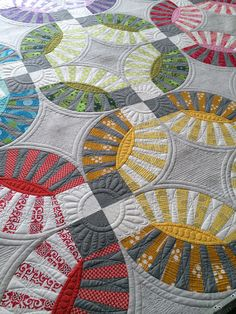 Chic Kisses quilt pattern by Sew Kind of Wonderful