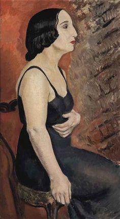 Dolores by Nina Hamnett
