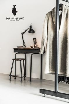 OUT OF THE BLUE, CONCEPT STORE, EINDHOVEN