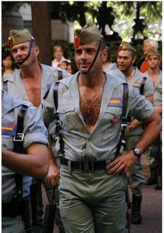 Uniforms — Legionarios.