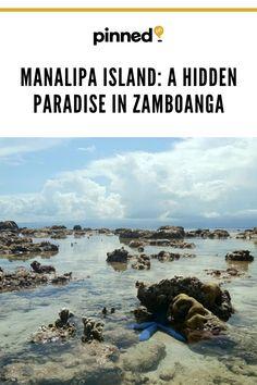 The island that boasts white fine sand.ph bring you Manalipa Island Zamboanga! Zamboanga City, Mindanao, Fine Sand, Spanish Colonial, Clueless, Philippines, The Outsiders, Paradise, Asia