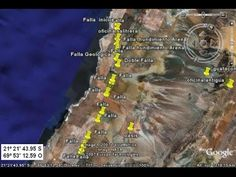 Chile: Falla geológica cerca de Santiago está lista para provocar un gra...