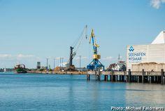 Wismar Seehafen