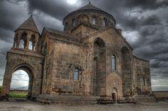 St. Etchmiadzin (St. Hripsime Church); Armenia