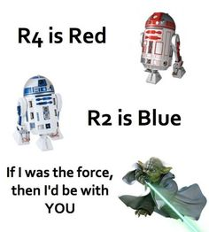 How Star Wars Fans Tell Someone They Love Them