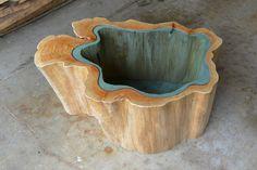 table bois verre riviere 09 870x582 Des rivières à tables