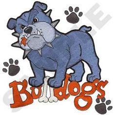 Bulldog Head Logo - ClipArt Best | reace | Pinterest | Cricut