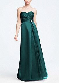 This is our chosen bridesmaid dress (color will be lapis). It was chosen unanimously by 3 bridesmaids, my step-mom, grandmother, and myself.  Who gets that lucky?