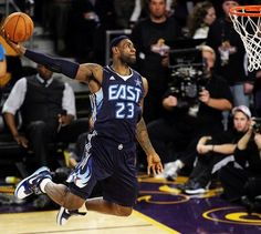 My favorite sport is Basketball. King Lebron James, King James, Lebron 7, Sport Icon, World Of Sports, Kevin Durant, Basketball Players, All Star, Nike Air Max
