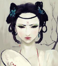 Digital Illustrations by Dark134