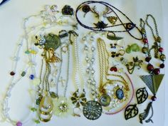 HUGE JEWELRY LOT #ASSORTED