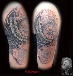 Oberarm - 2. Sitzung #tattoorosenheim #tattoochris #christattoo #forlifecolor #ink #instatattoo #kompaß #rosen #feder #like #rosenheim #blackandgrey #raubling #christattoo #tattooraubling #tattoo #tattoos #tattoolife #tattoolovers #tattooart #tattooed #artistchris #artist #colortattoos