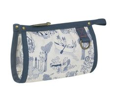 Kate Sutton x LeSportsac: Frame Cosmetic in Happy Campers #LeSportsac