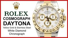 Super nice Rolex Cosmograph Daytona Two-Tone, White Diamond REVIEW - Yellow Gold & Stainless Steel, 116503 Check more at http://dougleschan.com/the-recruitment-guru/rolex-watches/rolex-cosmograph-daytona-two-tone-white-diamond-review-yellow-gold-stainless-steel-116503/