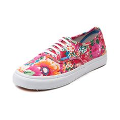 Shop for Vans Authentic Slim Floral Skate Shoe in Pink Floral at Journeys Shoes. Shop today for the hottest brands in mens shoes and womens shoes at Journeys.com.Designed to pay homage to Vans founder, James Van Doren, the Authentic Slim skate shoe features a sleek, updated design with a pink vintage fade floral print upper, white contrast lace closure, and durable rubber micro-waffle sole. Available for shipment in February; pre-order yours today!