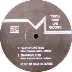 Rhythm Based Lovers - Calls Of Love