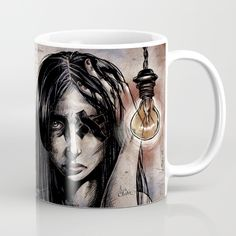 Cluster Migraine Mug 15% Off + Free Shipping on All Home Decor - Ends Tonight at Midnight PT!