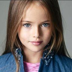 Kristina Pimenova revoluciona la moda: La niña más guapa del mundo revoluciona la moda | Tendencias | Los 40 Principales