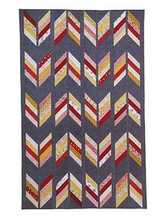 Strip Your Stash by Gudrun Erla - ConnectingThreads.com