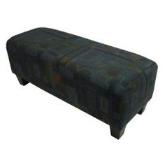 @Overstock - Add extra seating to any room with this upholstered bench. Espresso-finished wide wood legs and geometric patterns on the chenille fabric add a modern accent to this comfortable bench.http://www.overstock.com/Home-Garden/Geo-Blue-Upholstered-Bench/5568845/product.html?CID=214117 $116.99