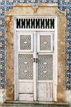 Porta de Tavira Algarve -Portugal