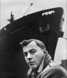 Gore Vidal. American writer known for his essays, novels, screenplays, and Broadway plays.