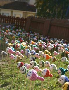 yarn bomb:)