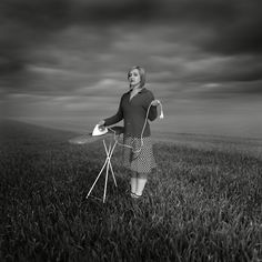 Michal Giedrojc - dreams series #creativephotography #creative #photo #photography #surreal #fineart #art #dark #sepia #photomontage