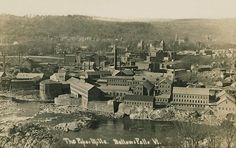historic vermont | File:Paper Mills, Bellows Falls, VT.jpg - Wikipedia, the free ...