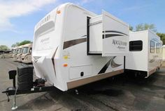 2016 New Forest River Rockwood Signature Ultra Lite 8327SS Travel Trailer in Indiana IN.Recreational Vehicle, rv, 2016 Forest River Rockwood Signature Ultra Lite8327SS, Carbon Monoxide Detector, Convenience Pkg E, Create a Breeze Roof Vent, Minimum Carpet, Outside Grill, Power Tongue Jack, Raised Panel Refer Fronts, Wood Look Floor,