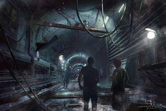 Underground by stgspi.deviantart.com on @DeviantArt