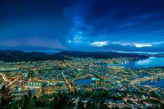 skyline by Rune Hansen on 500px