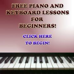 FREE PIANO/KEYBOARD LESSONS: Another great musical piece for beginners, children and anyone who is learning to play the keyboard or piano. Piano Lessons For Kids, Music Lessons, Piano Lessons For Beginners, Keyboard Lessons, Keyboard Piano, Piano Teaching, Learning Piano, Kids Learning, Online Lessons
