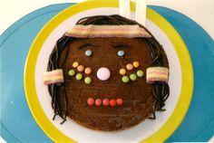 Gâteau-Tête d'Indien.