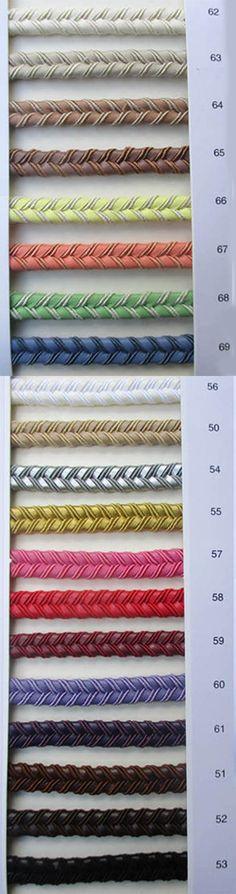 Double corde faux cuir - Achat double corde faux cuir
