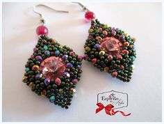 "DIY - ""Ninfa"" Earrings Tutorial"