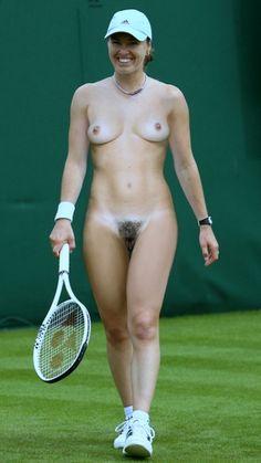 girls doing sports naked
